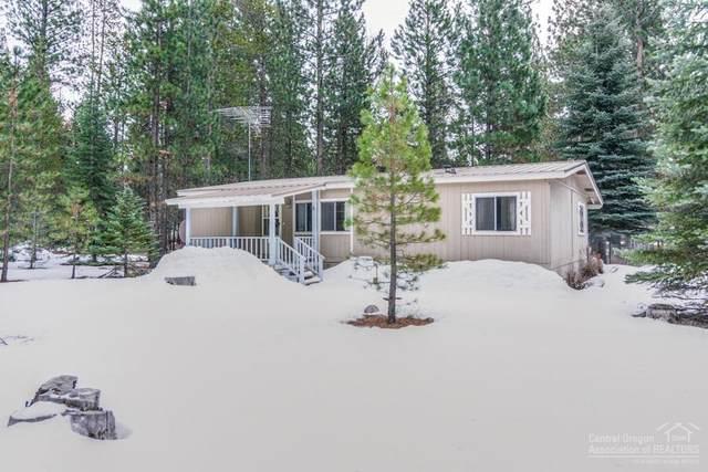 51840 Pine Loop Drive, La Pine, OR 97739 (MLS #202001008) :: Berkshire Hathaway HomeServices Northwest Real Estate
