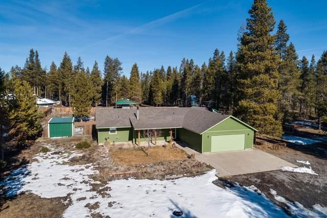 16154 Buena Vista Drive, La Pine, OR 97739 (MLS #202001037) :: Team Birtola | High Desert Realty
