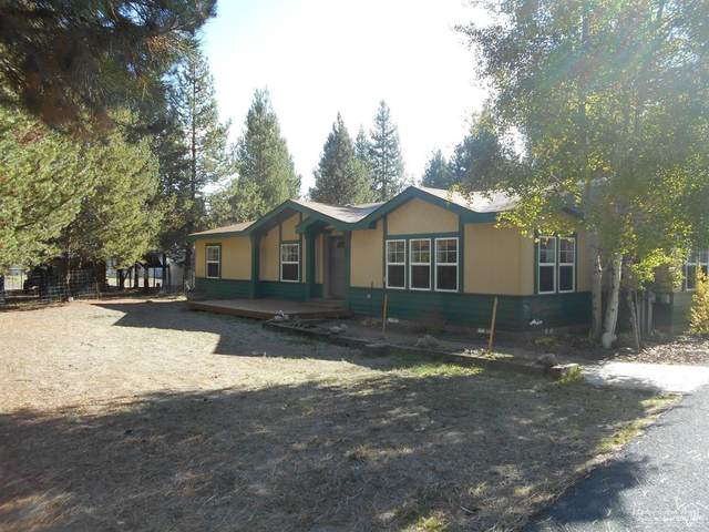 53666 Central Way, La Pine, OR 97739 (MLS #202001040) :: Berkshire Hathaway HomeServices Northwest Real Estate