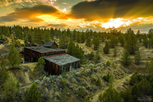 0 King Mine, Ashwood, OR 97711 (MLS #202001072) :: Berkshire Hathaway HomeServices Northwest Real Estate