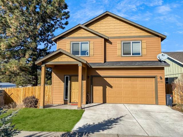 61386 Geary Drive, Bend, OR 97702 (MLS #202001175) :: Berkshire Hathaway HomeServices Northwest Real Estate