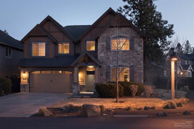20165 Stonegate Drive, Bend, OR 97702 (MLS #202001195) :: The Ladd Group