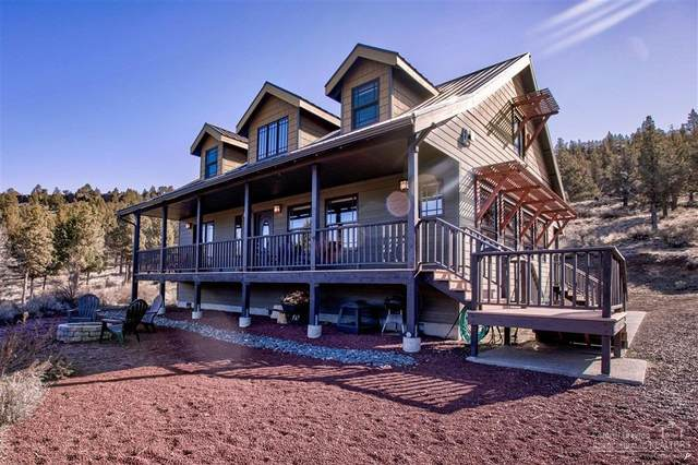 70090 Mckenzie Canyon Road, Sisters, OR 97759 (MLS #202001281) :: Fred Real Estate Group of Central Oregon