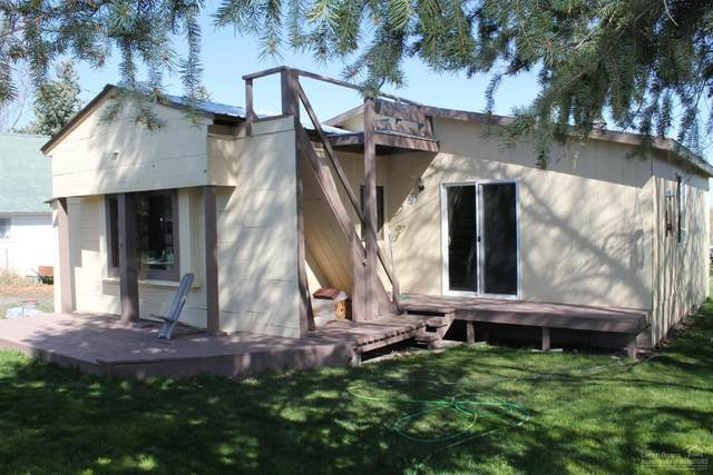 260 E Main Street, Long Creek, OR 97856 (MLS #202001302) :: Team Birtola | High Desert Realty