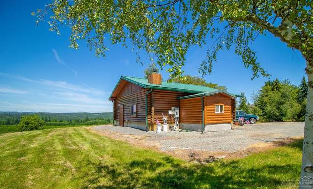 22501 S Schieffer Road, Colton, OR 97017 (MLS #202001328) :: Fred Real Estate Group of Central Oregon