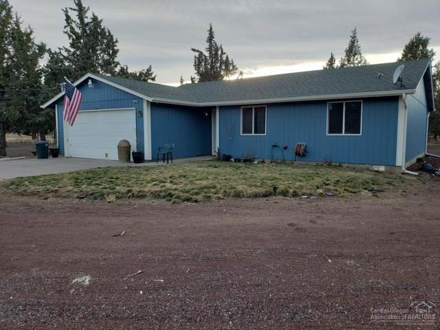 11340 NW Dove Road, Terrebonne, OR 97760 (MLS #202001332) :: Fred Real Estate Group of Central Oregon