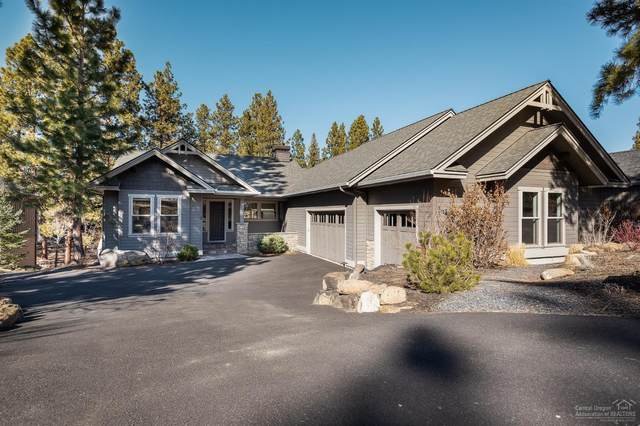 2852 NW Lakemont Drive, Bend, OR 97703 (MLS #202001348) :: Fred Real Estate Group of Central Oregon