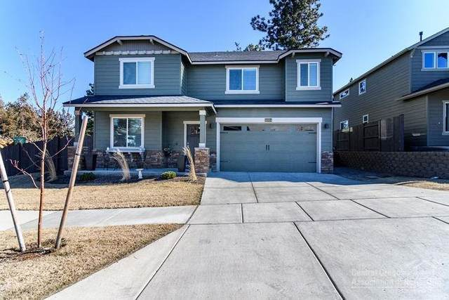60984 SE Sweet Pea Drive, Bend, OR 97702 (MLS #202001352) :: Fred Real Estate Group of Central Oregon