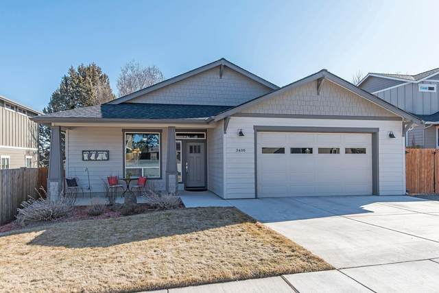 3408 NE Marys Grace Lane, Bend, OR 97701 (MLS #202001353) :: Berkshire Hathaway HomeServices Northwest Real Estate