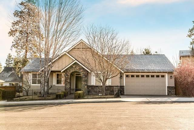 63142 NW Riverstone Drive, Bend, OR 97703 (MLS #202001377) :: The Ladd Group
