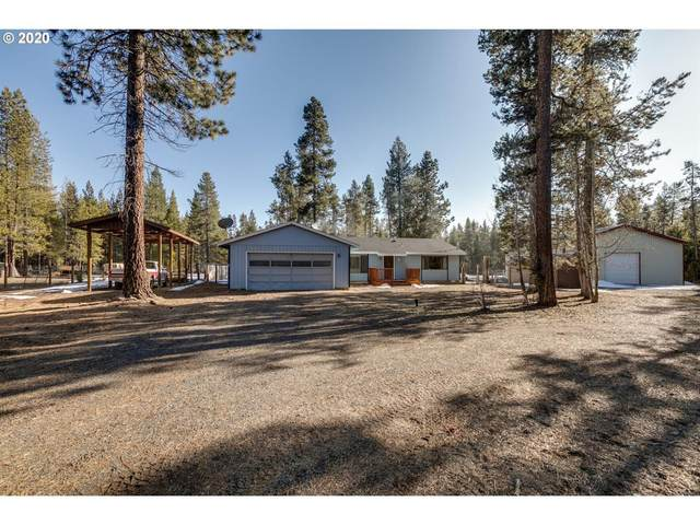 52634 Rainbow Drive, La Pine, OR 97739 (MLS #202001381) :: Fred Real Estate Group of Central Oregon