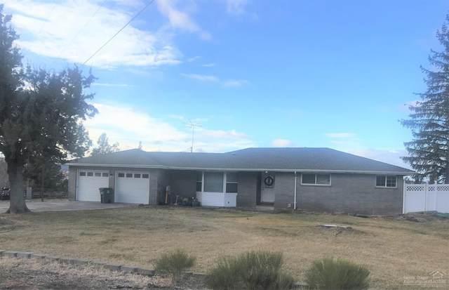 152 SW Crestvview Lane, Madras, OR 97741 (MLS #202001391) :: Fred Real Estate Group of Central Oregon