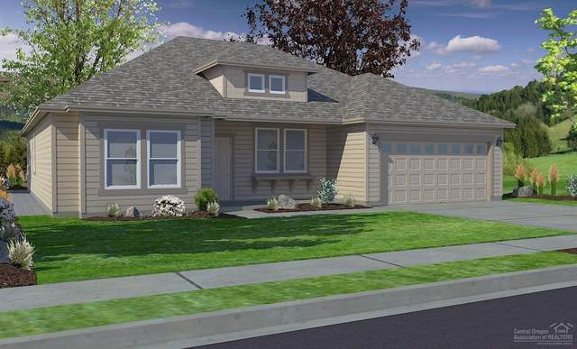 4412 SW Majestic Avenue, Redmond, OR 97756 (MLS #202001405) :: The Ladd Group