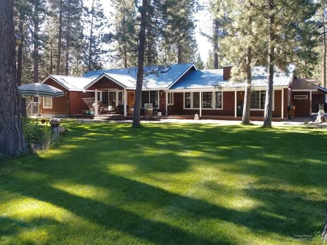 14901 White Pine Way, La Pine, OR 97739 (MLS #202001412) :: The Ladd Group