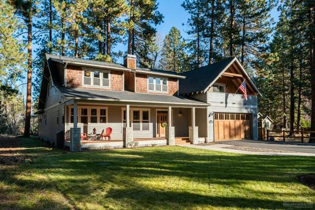 1046 E Creekside Court, Sisters, OR 97759 (MLS #202001413) :: Bend Homes Now