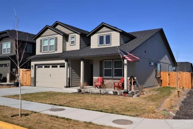 3721 SW Pumice Place, Redmond, OR 97756 (MLS #202001414) :: Team Birtola | High Desert Realty