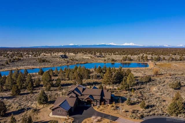 16748 SW Montura Court, Powell Butte, OR 97753 (MLS #202001416) :: Berkshire Hathaway HomeServices Northwest Real Estate