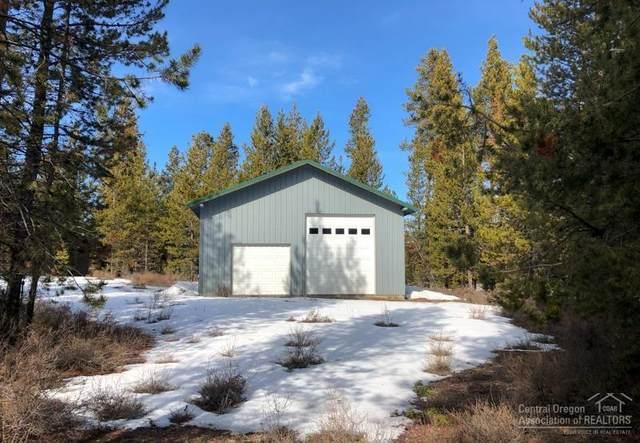16346 Park Drive, La Pine, OR 97739 (MLS #202001421) :: Berkshire Hathaway HomeServices Northwest Real Estate
