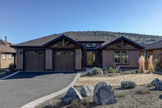 430 Vista Rim Drive, Redmond, OR 97756 (MLS #202001442) :: Bend Homes Now