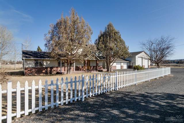 65420 Swalley Road, Bend, OR 97703 (MLS #202001483) :: Berkshire Hathaway HomeServices Northwest Real Estate