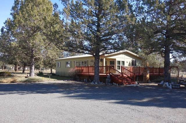 14821 SW Filly Place, Terrebonne, OR 97760 (MLS #202001543) :: Berkshire Hathaway HomeServices Northwest Real Estate