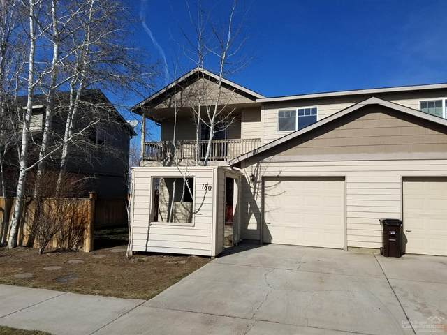 180 E Park Place, Sisters, OR 97759 (MLS #202001556) :: Berkshire Hathaway HomeServices Northwest Real Estate