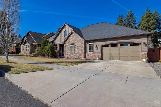 20464 Mazama Place, Bend, OR 97702 (MLS #202001606) :: Coldwell Banker Bain