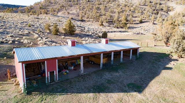28040 S Crooked River Highway, Prineville, OR 97754 (MLS #202001615) :: Coldwell Banker Bain