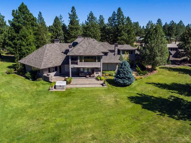 21725 Rickard Road, Bend, OR 97702 (MLS #202001620) :: Fred Real Estate Group of Central Oregon