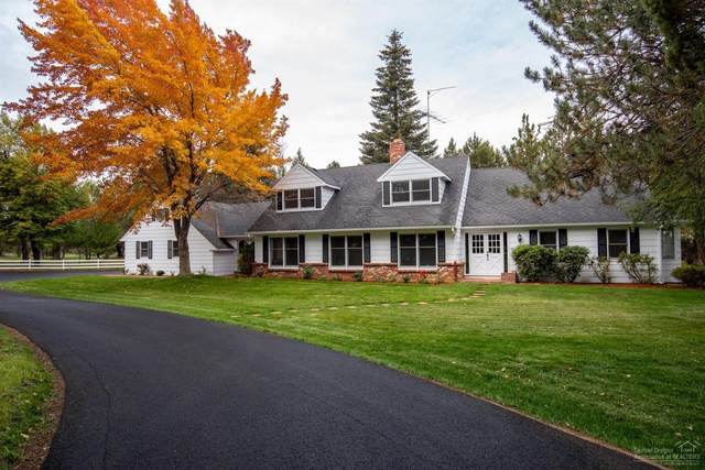 63245 Cole Road, Bend, OR 97701 (MLS #202001733) :: Fred Real Estate Group of Central Oregon