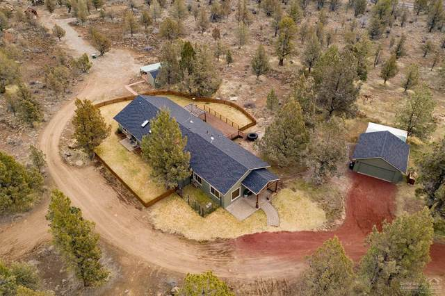 18380 Goldcoach Road, Sisters, OR 97759 (MLS #202001743) :: Berkshire Hathaway HomeServices Northwest Real Estate