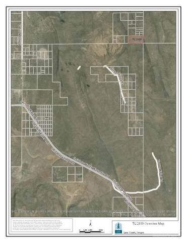 2100 No Name (26S20e36-00-02100) Road, Christmas Valley, OR 97641 (MLS #202001764) :: The Ladd Group