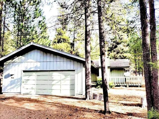 18090 E Butte Lane, Sunriver, OR 97707 (MLS #202001772) :: Berkshire Hathaway HomeServices Northwest Real Estate
