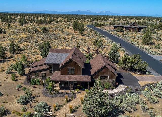 16700 SW Lago Vista Drive, Powell Butte, OR 97753 (MLS #202001905) :: Team Birtola | High Desert Realty