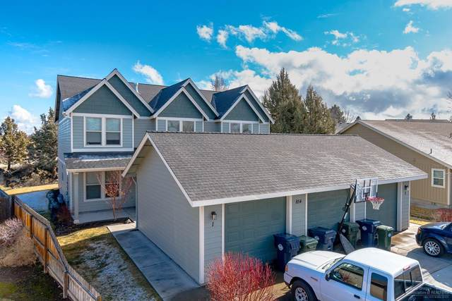 854 NE Hidden Valley Drive, Bend, OR 97701 (MLS #202001943) :: The Ladd Group
