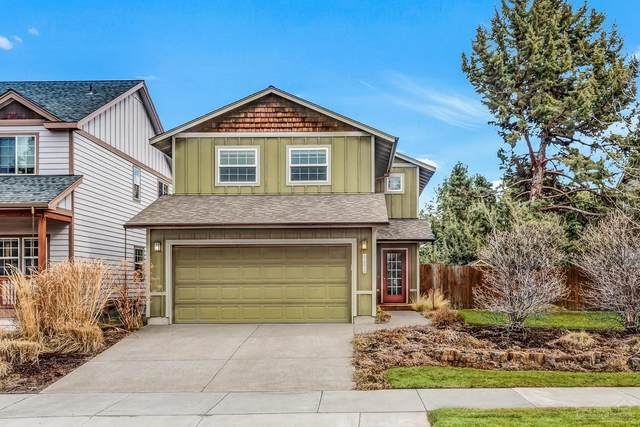 63014 Sawyer Reach Lane, Bend, OR 97703 (MLS #202002038) :: Bend Homes Now