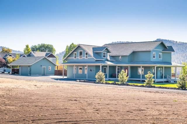 1544 NE Haytons Elk View Lane, Prineville, OR 97754 (MLS #202002097) :: Berkshire Hathaway HomeServices Northwest Real Estate
