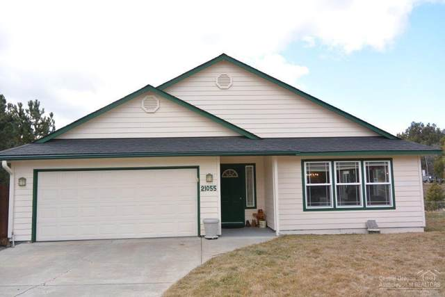 21055 Majestic View Court, Bend, OR 97702 (MLS #202002120) :: Berkshire Hathaway HomeServices Northwest Real Estate