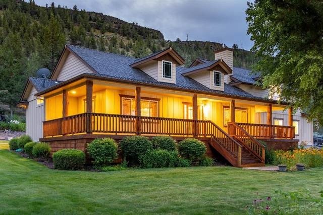 2522 NW Broadview Court, Prineville, OR 97754 (MLS #202002141) :: The Ladd Group