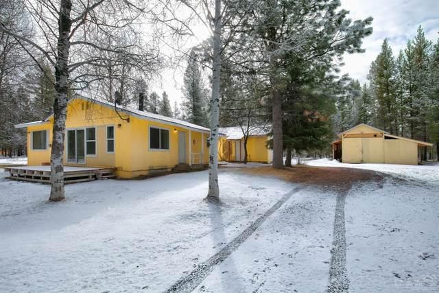 52324 Lechner Lane, La Pine, OR 97739 (MLS #202002197) :: Berkshire Hathaway HomeServices Northwest Real Estate