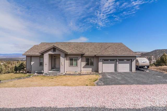 7314 SE Night Hawk Court, Prineville, OR 97754 (MLS #202002241) :: Berkshire Hathaway HomeServices Northwest Real Estate