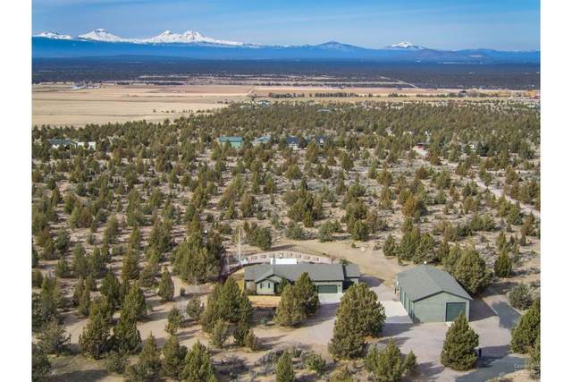 11600 SW Reif Road, Powell Butte, OR 97753 (MLS #202002251) :: Berkshire Hathaway HomeServices Northwest Real Estate