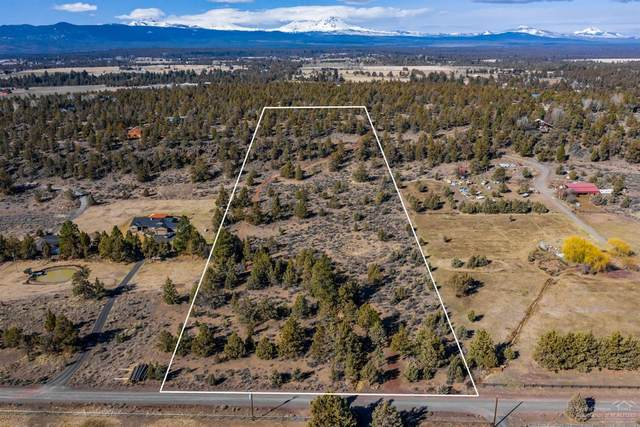 65233 Smokey Butte Drive, Bend, OR 97703 (MLS #202002262) :: Fred Real Estate Group of Central Oregon