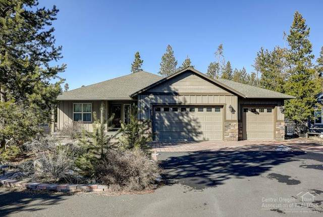 17370 Brant Drive, Bend, OR 97707 (MLS #202002347) :: Fred Real Estate Group of Central Oregon