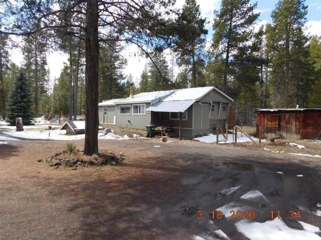 16094 Strawn Road, La Pine, OR 97739 (MLS #202002359) :: Berkshire Hathaway HomeServices Northwest Real Estate