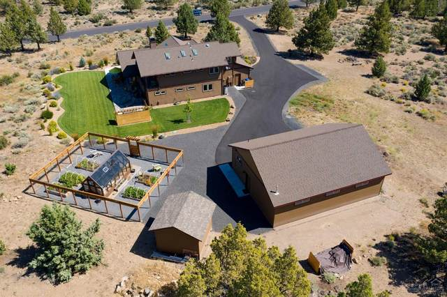 23249 Butterfield Trail Trail, Bend, OR 97702 (MLS #202002363) :: The Ladd Group