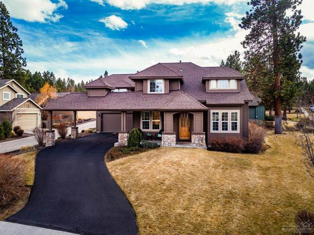 19527 Mirror Lake Place, Bend, OR 97702 (MLS #202002383) :: The Ladd Group