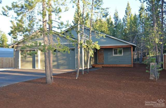 17199 Pintail, Bend, OR 97707 (MLS #202002401) :: Fred Real Estate Group of Central Oregon