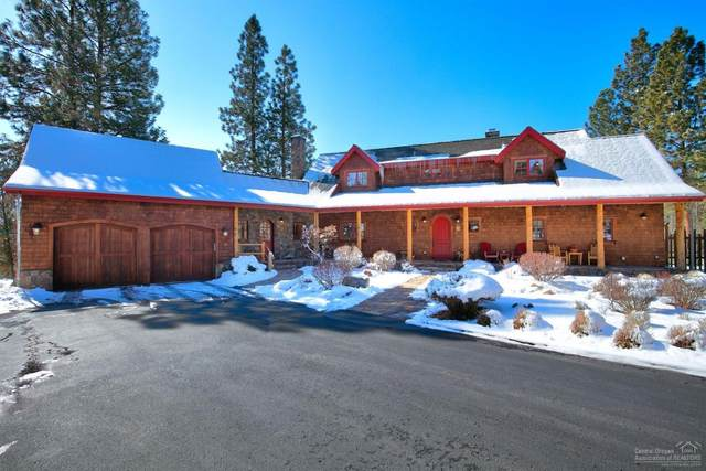 16585 Fair Mile Road, Sisters, OR 97759 (MLS #202002409) :: Team Birtola | High Desert Realty