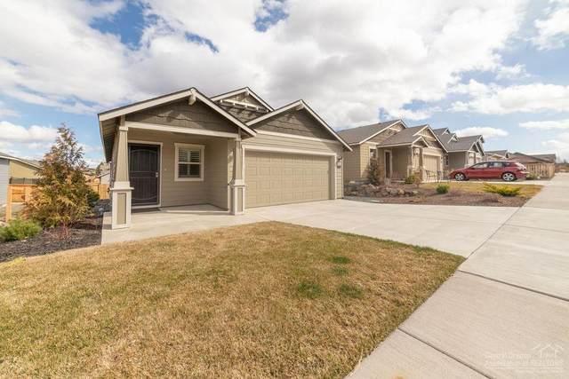 3172 NE Delmas Street, Bend, OR 97701 (MLS #202002414) :: Berkshire Hathaway HomeServices Northwest Real Estate